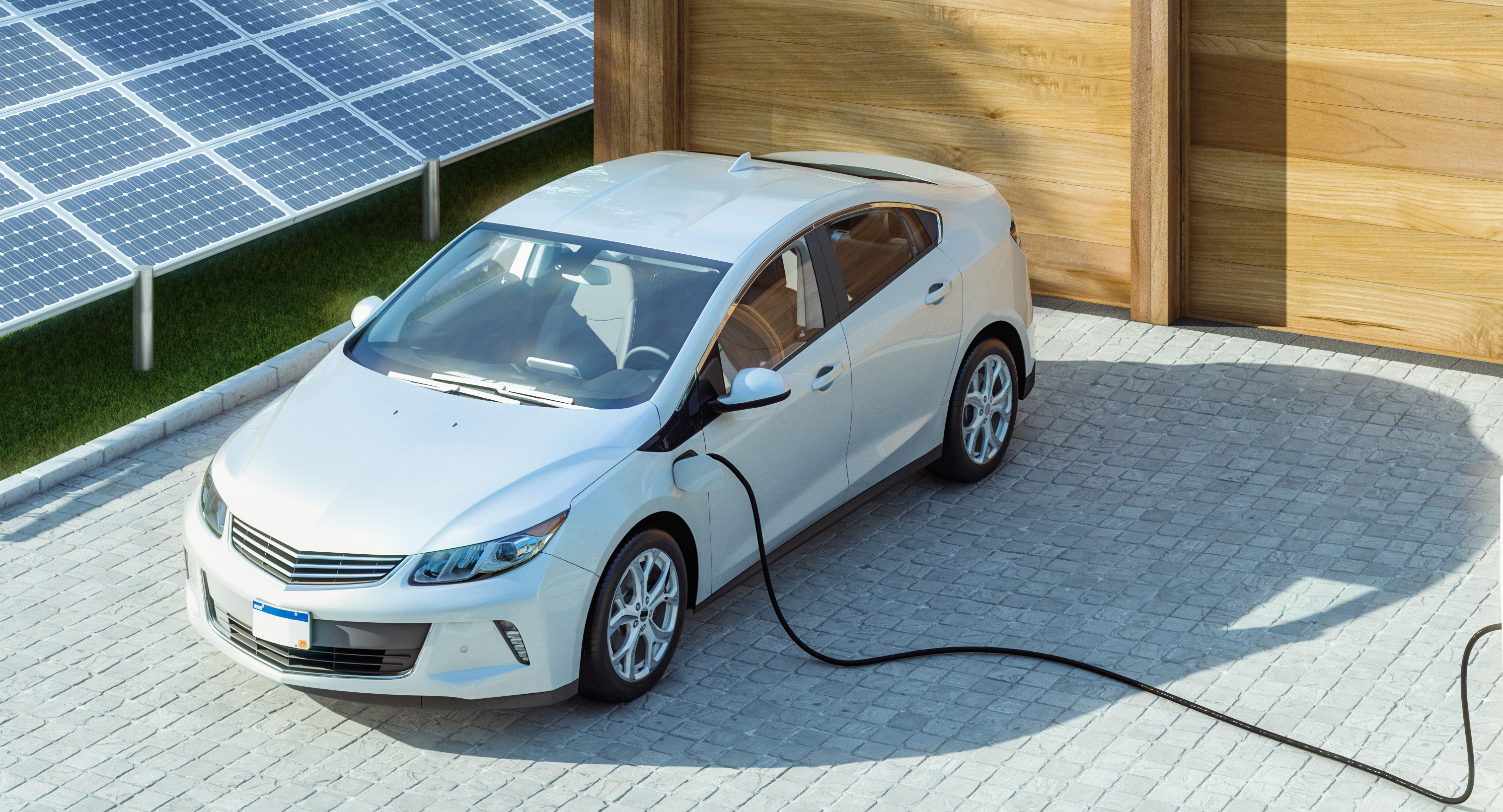A Guide to Electric Vehicles - Charging at home