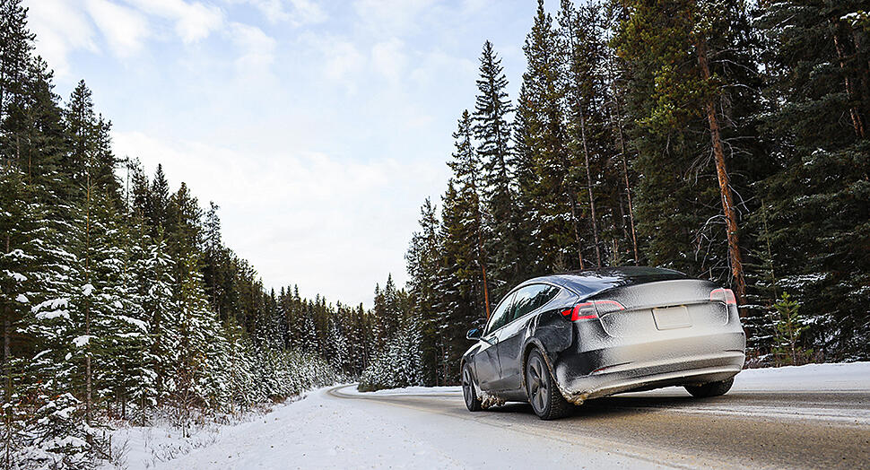 Blog - 6 Smart Tips For Maintaining Your EV in Cold Weather